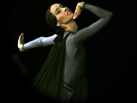 Ballet Legend of love