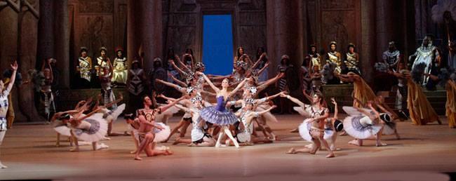 Ballet Pharaon Daughter