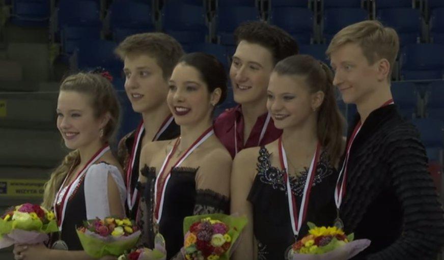 5 JPG Poland Dance medals