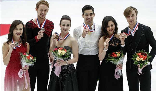3 China GP Dance Medals1