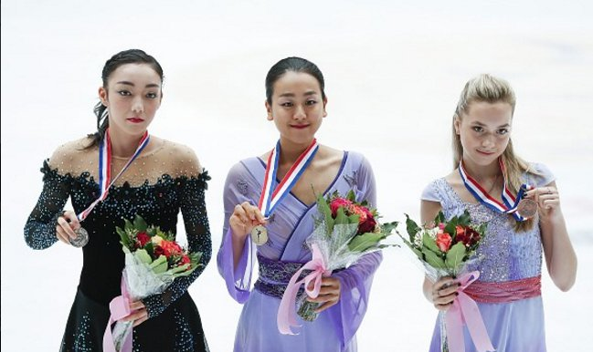 3 China GP Ladies Medals1