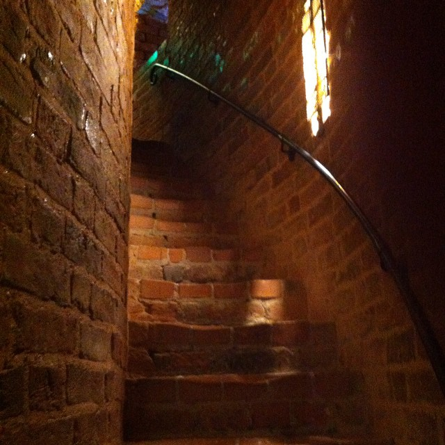 лестница в башне